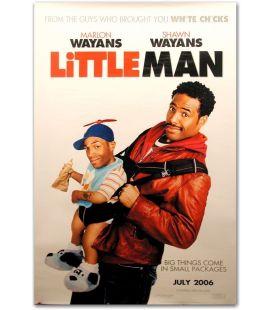 """Littleman - 27"""" x 40"""""""