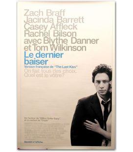 "Le Dernier baiser - 27"" x 40"""