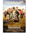 """Nos jours heureux - 27"""" x 40"""" - French Canadian Poster"""