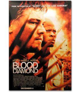 """Le Diamant de sang - 27"""" x 40"""""""
