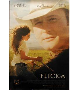 """Flicka - 27"""" x 40"""""""