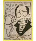 Indiana Jones - Cartes de collection - Sketch Card