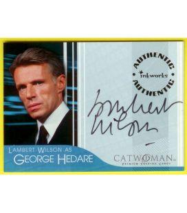 Catwoman - Carte spéciale - Autographe
