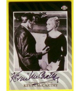 Kevin McCarthy - Carte spéciale - Autographe