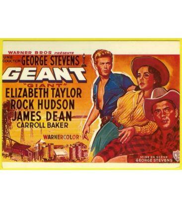 Géant - Carte postale