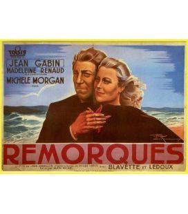 Remorques - Postcard
