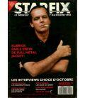 Starfix N°53 - Octobre 1987 - Magazine français avec Jack Nicholson