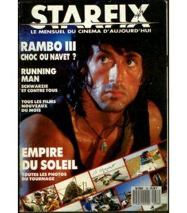 Starfix Magazine N°58 - March 1988