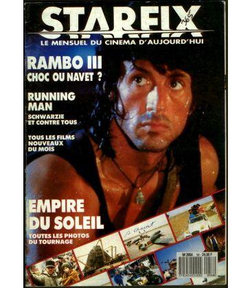 Starfix N°58 - Mars 1988