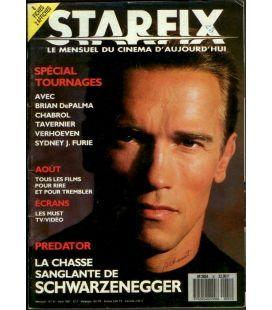 Starfix N°51 - Août 1987