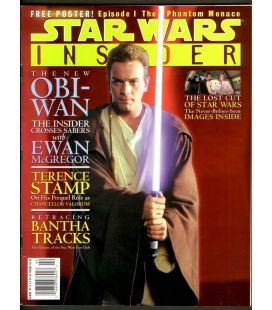 Star Wars Insider Magazine N°41 - December 1998