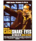 """Snake eyes - 16"""" x 21"""""""