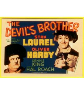 The Devil's Brother - Carte de collection N°62