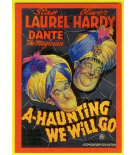 A-Haunting We Will Go - Card N°57