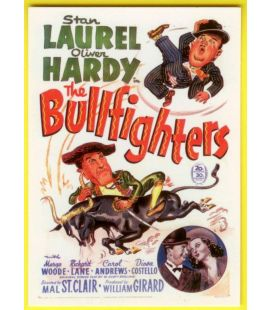 The Bullfighters - Card N°59