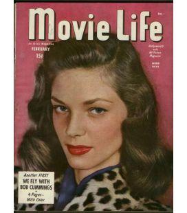 Movie Life Magazine - February 1946