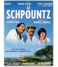 """Le Schpountz - 16"""" x 21"""""""