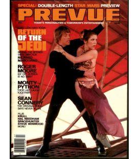 Prevue N°52 Magazine - June 1983