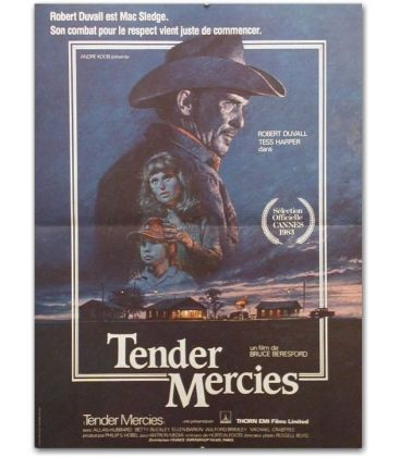 "Tender Mercies - 16"" x 21"""