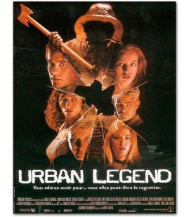 "Urban Legend - 16"" x 21"""