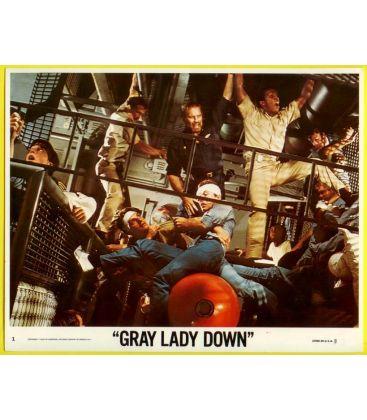 "Gray Lady Down - Photo 10"" x 8"""