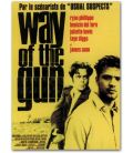 """The Way of the Gun - 16"""" x 21"""" - Original French Movie Poster"""