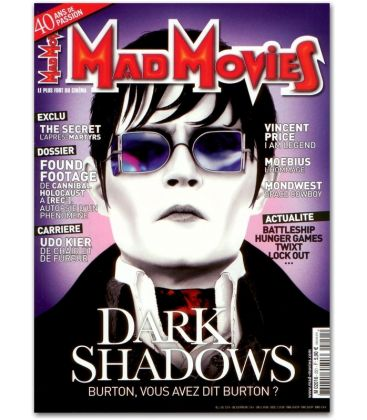 Mad Movies Magazine N°251 - April 2012