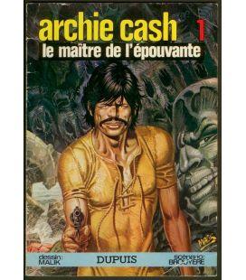Archie Cash N°1 - Le Maître de l'épouvante - Comic Book