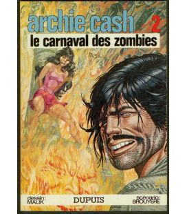 Archie Cash N°2 - Le Carnaval des zombies - Comic Book