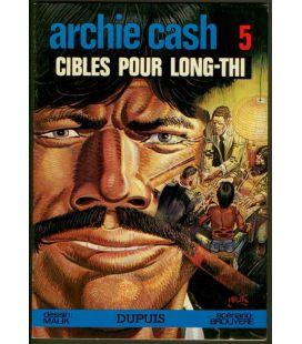 Archie Cash N°5 - Cibles pour Long-Thi - Bande dessinée