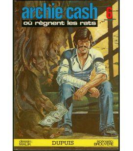 Archie Cash N°6 - Où règne les rats - Bande dessinée