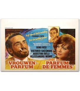 """Parfum de femmes - 21"""" x 14"""""""
