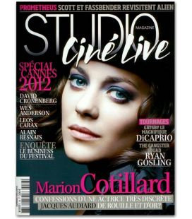 Studio Ciné Live Magazine N°38 - June 2012