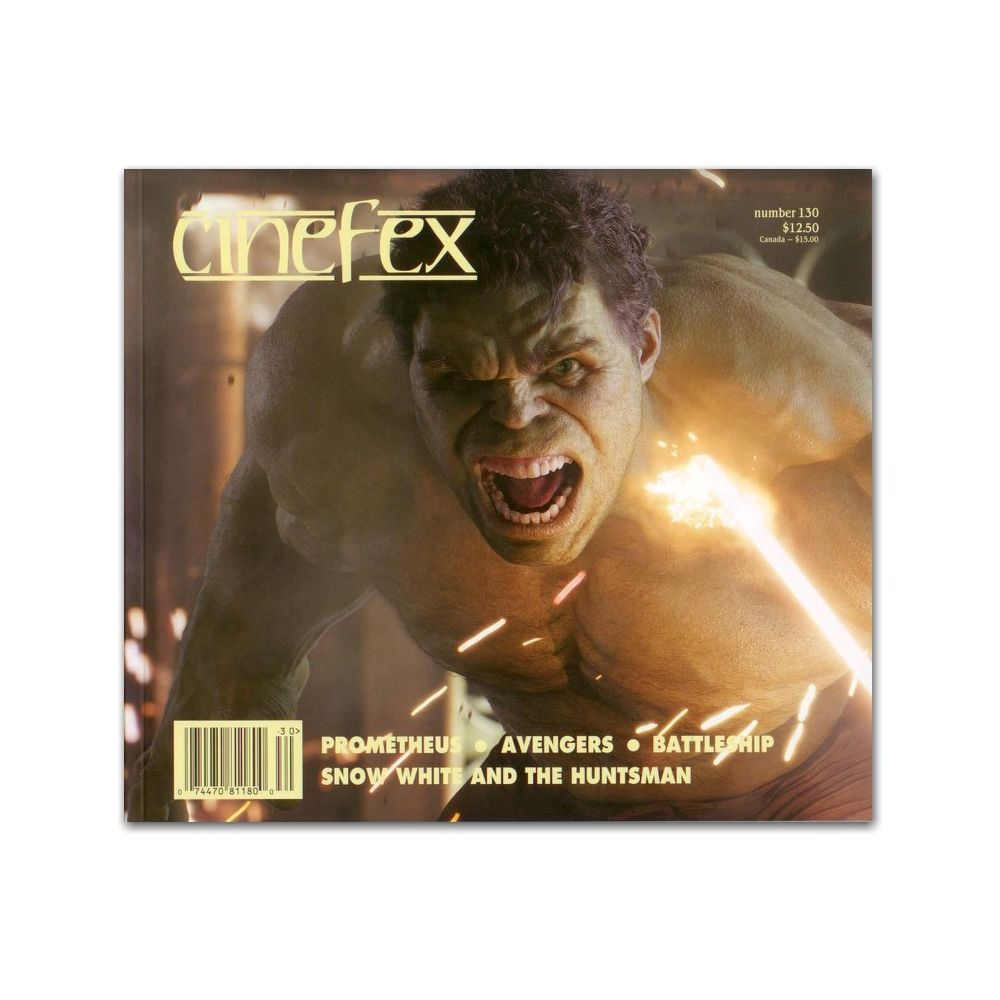 CINEFEX Magazine ISSUE # 74 - Godzilla, The X-Files