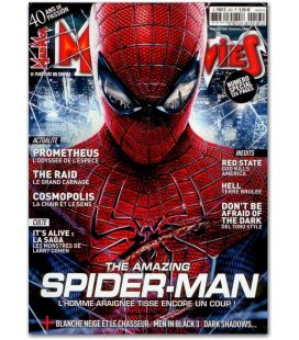 Mad Movies N°253 - Juin 2012