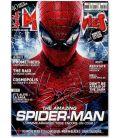Mad Movies N°253 - Juin 2012 - Magazine français avec The Amazing Spider-Man