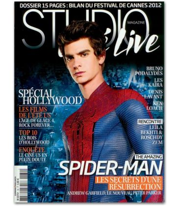 Studio Ciné Live Magazine N°39 - July 2012