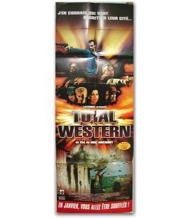 "Total western - 23"" x 63"""