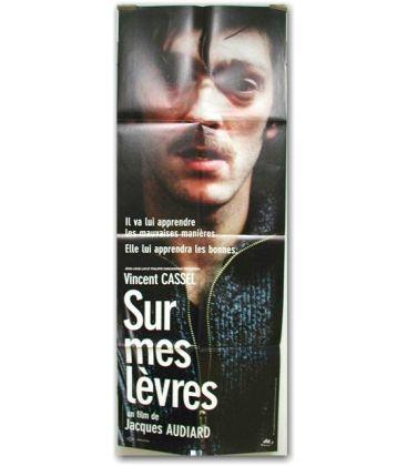 """Sur mes lèvres - 23"""" x 63"""""""