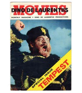Tempest - Dino de Laurentiis Magazine