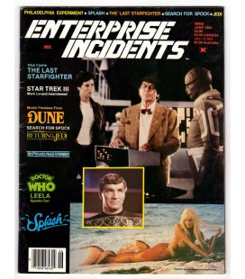 Enterprise Incidents N°18 - Juin 1984 - Magazine américain