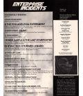 Enterprise Incidents N°18 - Juin 1984 - Magazine américain