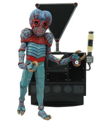 """Les Survivants de l'infini - Metaluna - Figurine 7"""""""