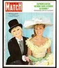 Paris Match N°834 - 3 avril 1965 - Magazine français
