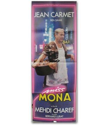 """Miss Mona - 23"""" x 63"""""""