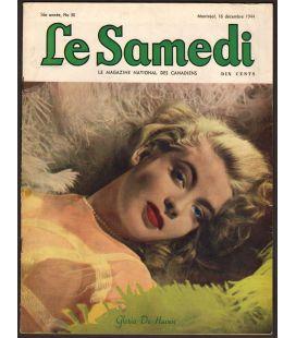 Le Samedi Magazine - December 16, 1944