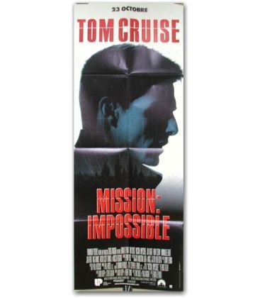 """Mission: Impossible - 23"""" x 63"""""""