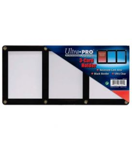 3-Card Holder - Ultra Pro