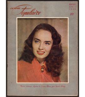 La Revue Populaire Magazine - April 1948