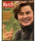 Paris Match Magazine N°714 - December 15, 1962 with Ingrid Bergman